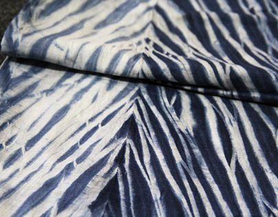 """Check out new work on my @Behance portfolio: """"Indigo stories - Shibori"""" http://be.net/gallery/34268777/Indigo-stories-Shibori"""