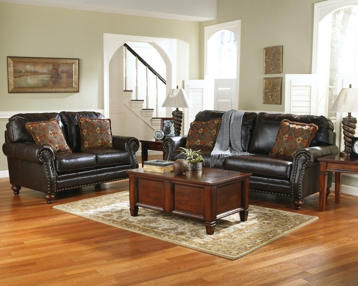ideas for decorating with dark brown leather sofa set - The Best Sofas In The World