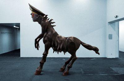 Coilhouse » Blog Archive » Andreas Hofer's towering phantasms