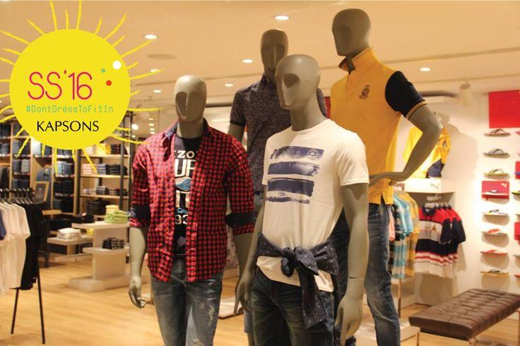 Weekend Shopping Calling!! Grab your favorite styles at the Kapsons stores or online at Kapsons.com #EndOfSeasonSale #Kapsons #WeekendSale