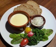 Rezept Cremiger Kochkäse von cloud - Rezept der Kategorie Saucen/Dips/Brotaufstriche