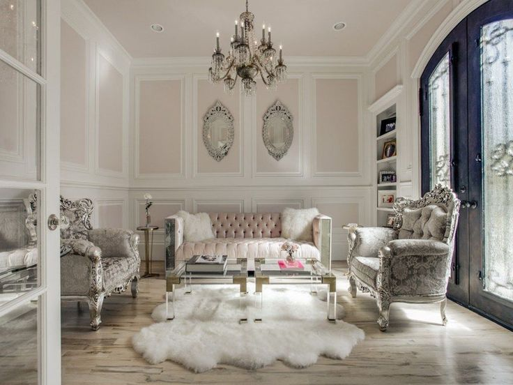 Best 25+ Glamorous living rooms ideas on Pinterest ...