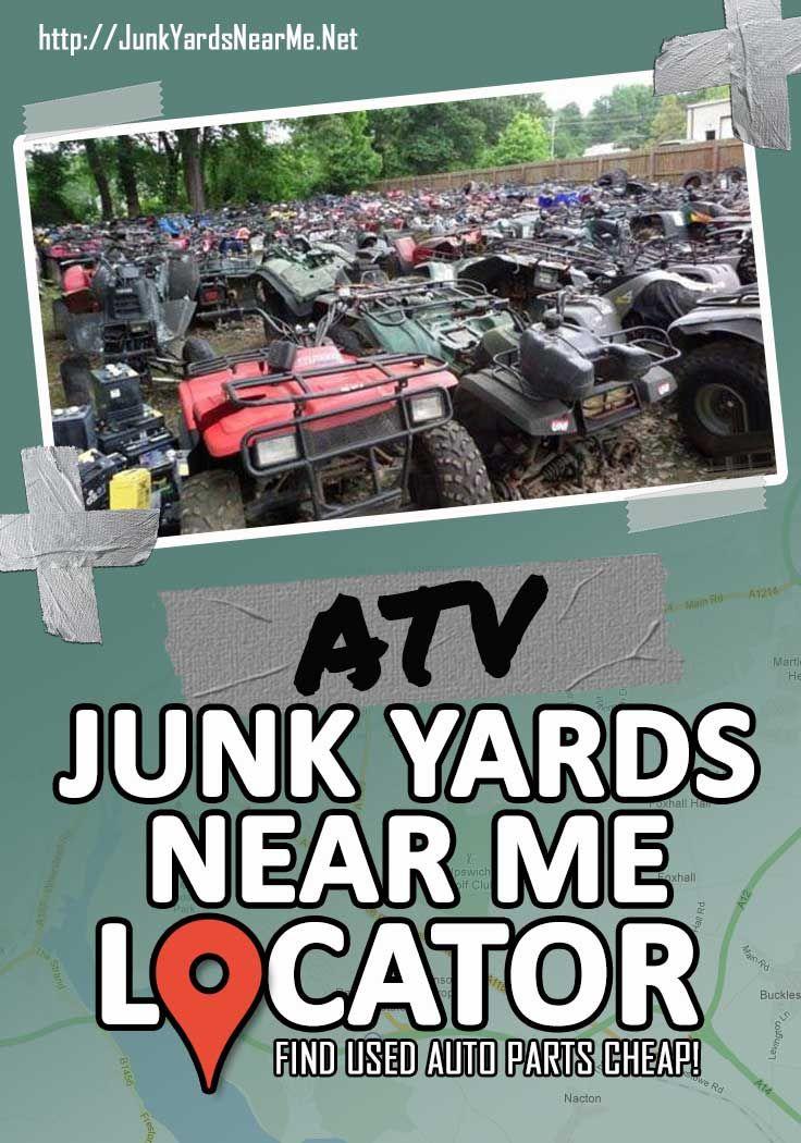 Atv Salvage Yards Near Me Atv Yard Salvage