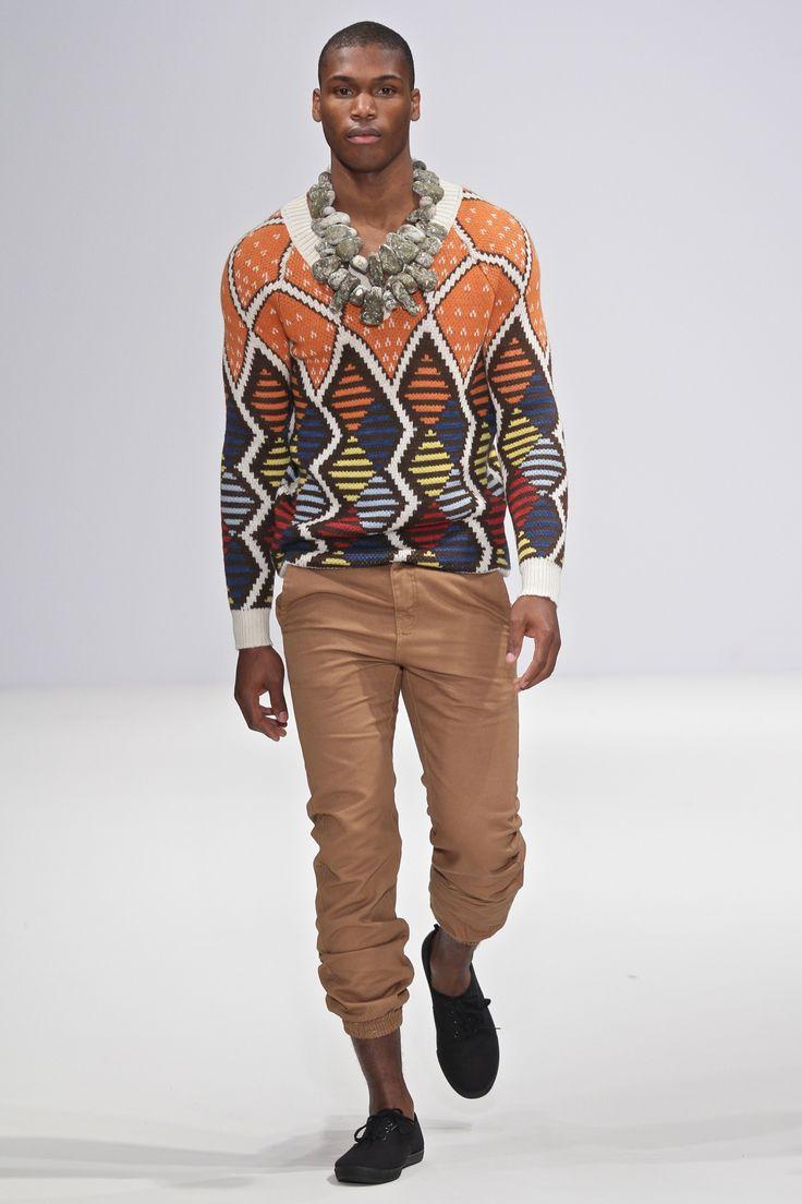 Vauxhall Fashion Scout at London Fashion Week