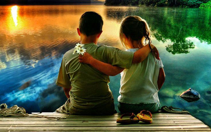 wallpapers: Children Love Wallpapers