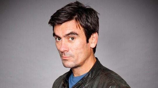Cain Dingle is played by Jeff Hordley