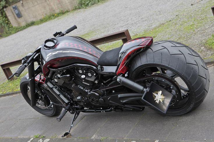 Harley-Davidson V-Rod | Thunderbike Trackracer
