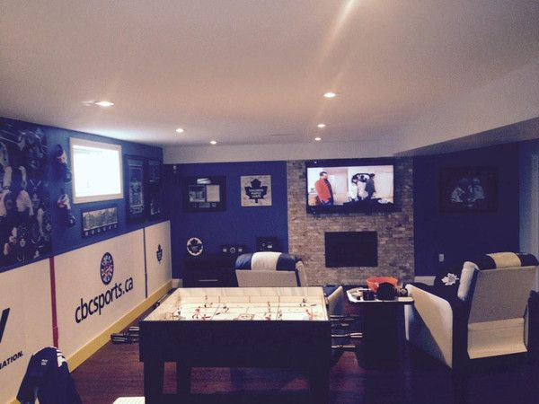Man Cave Gift Ideas Canada : The best hockey man cave ideas on pinterest