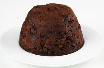 Traditional  Irish Christmas Plum Pudding Recipe