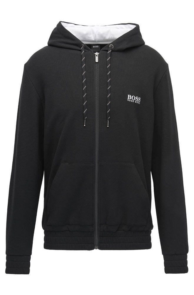New Men's Contemp Jacket by Hugo Boss 50381410 S M L XL 2XL Black