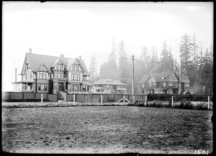 West End. Barclay Street houses VPL Accession Number: 7173 Date: 190- Photographer / Studio: Timms, Philip Content: The south side west of Chilco. The house on the right, Parkside, (2050 Barclay) belonged to Sir Charles Hibbert Tupper, son of Canada's sixth prime minister. It was built in 1899.  It was run as a lodging house from 1929 to 1935, when Lady Tupper died. The house of the left belonged to Frederick Buscombe, Vancouver's eleventh mayor. http://www3.vpl.ca/spe/histphotos/