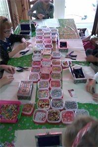 KRASIEMO - Foto's kinderfeestjes  creatieve kinderfeestjes bij u thuis!