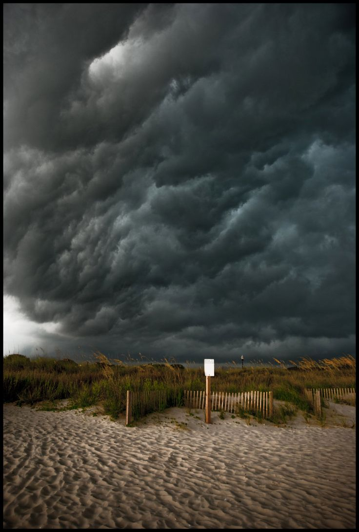 Stormy nights on the beach great for staying in with a good book! #100summers #pinittowinit #pintowin