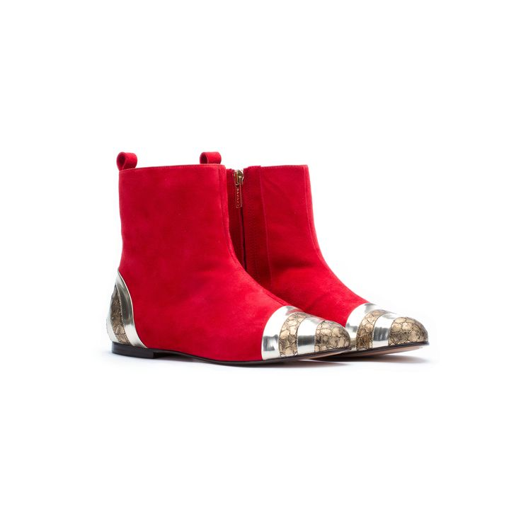 the wizard of Oz-Mago de OZ-shoes-Bavaud Design-Taira-boots-botin