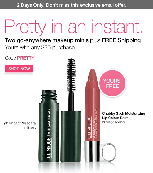 54 best makeup coupons images on pinterest victoria secret use coupon code pretty to get free shipping free makeup duo http fandeluxe Choice Image