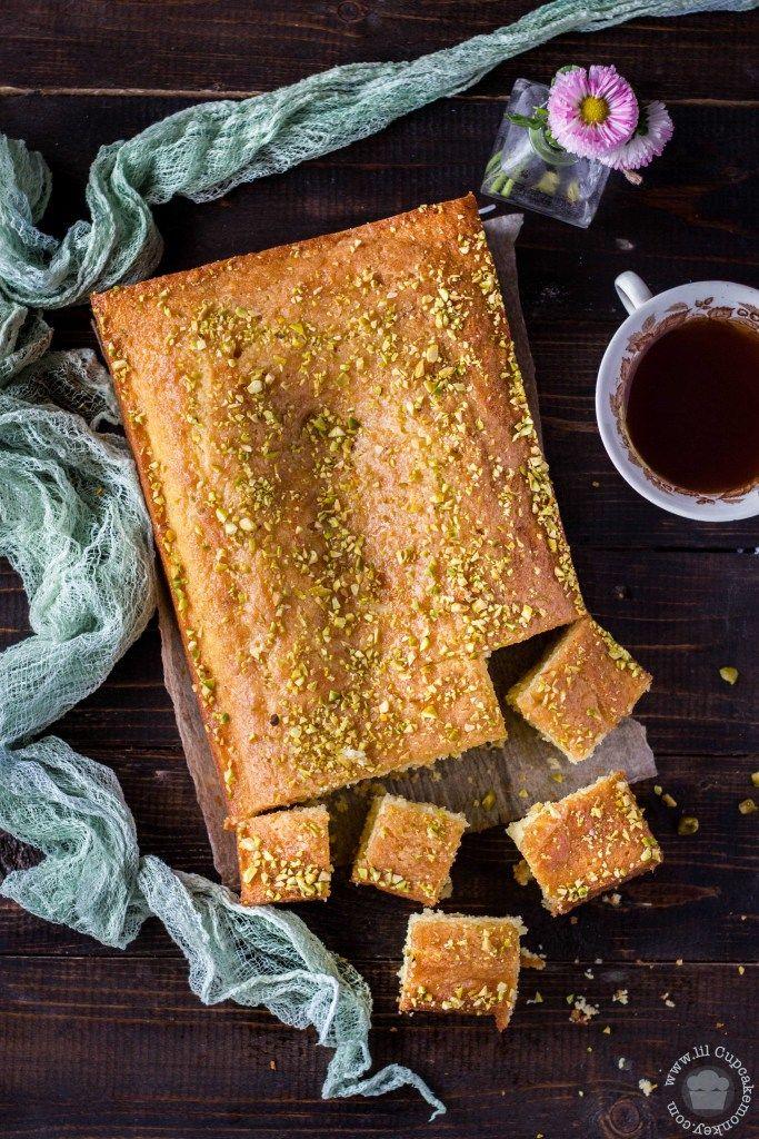 Saffron And Rose Water Sheet Cake Recipe Let Them Eat Cake