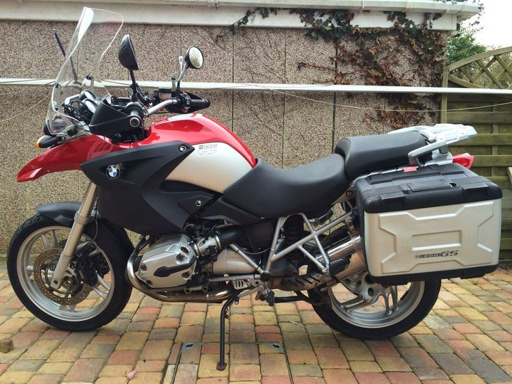 BMW GS For Sale UK: BMW R 1200 GS 2004