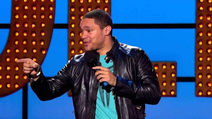 South African comedian Trevor Noah - Live at the Apollo - London   HYSTERICAL.