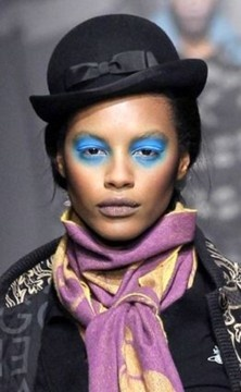 Hats for Vivienne Westwood Gold label Autmn winter 2013 - 2014 - Prudence Millinery. #passion4hats