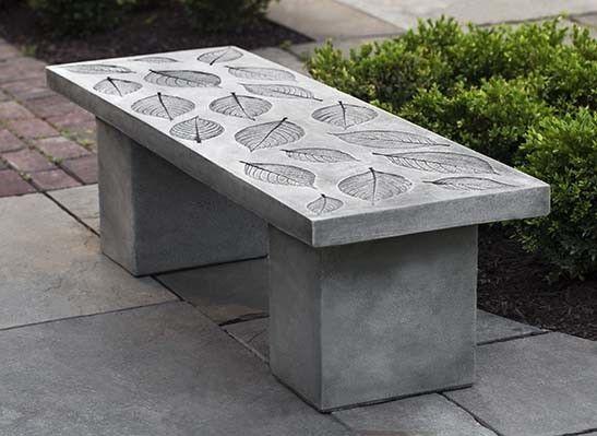 Best 25+ Stone Garden Bench Ideas On Pinterest   Corner Garden Bench, Garden  Benches And Simple Garden Designs