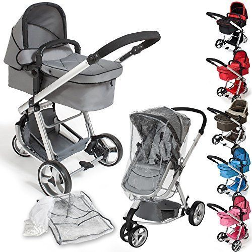 prams and pushchairs from birth