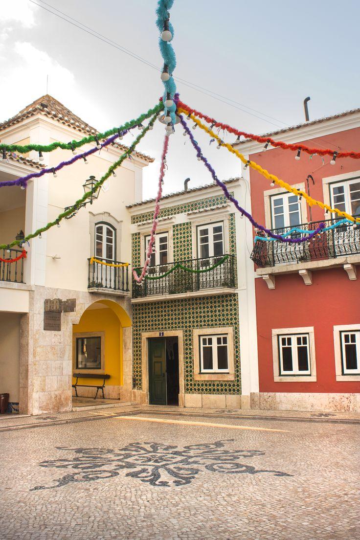 Páteo Alfacinha #Lisbon #Ajuda #eventplace #typical #colorful #portugal