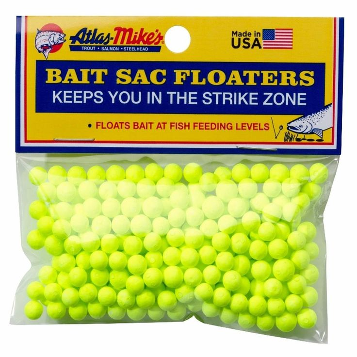 Atlas Mike's Bait Sac Floater *** You can find more details by visiting the image link.