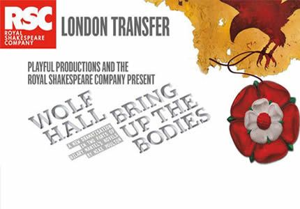 Bring up the Bodies is the second installment from the RSC at the Aldwych Theatre starring Nathaniel Parker as King Henry VIII. Bring up the Bodies runs from May - September 2014.