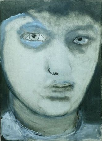 I just like it... Marlene Dumas