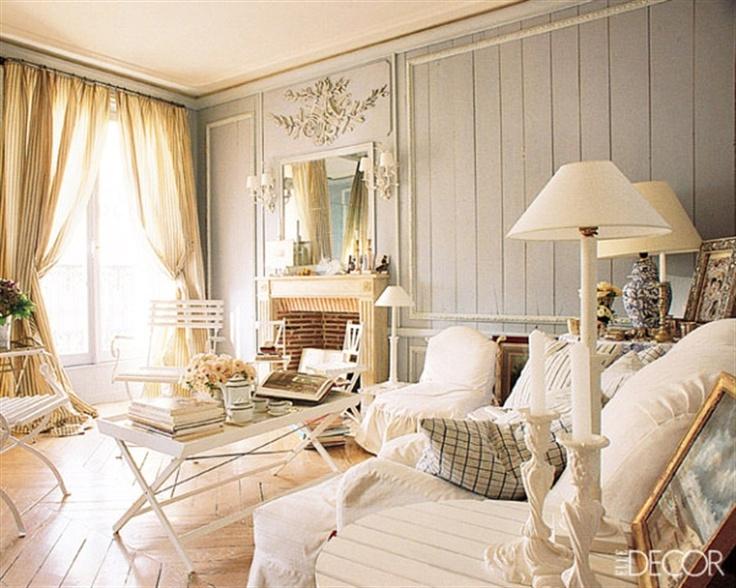 73 best Shabby chic living room images on Pinterest | Chic living ...