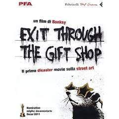 Exit Through the Gift Shop A Bansky film DVD 2010 NON-USA FORMAT PAL Region 2