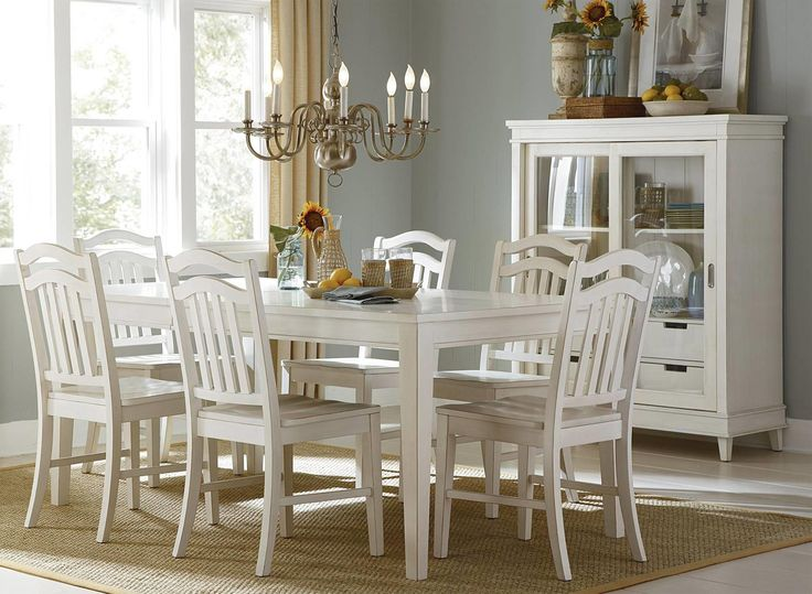 Shop for the Liberty Furniture Summerhill Dining Set at Godby Home  Furnishings   Your Noblesville  Carmel  Avon  Indianapolis  Indiana  furniture Store. 35 best dining tables images on Pinterest   Dining rooms  Dining