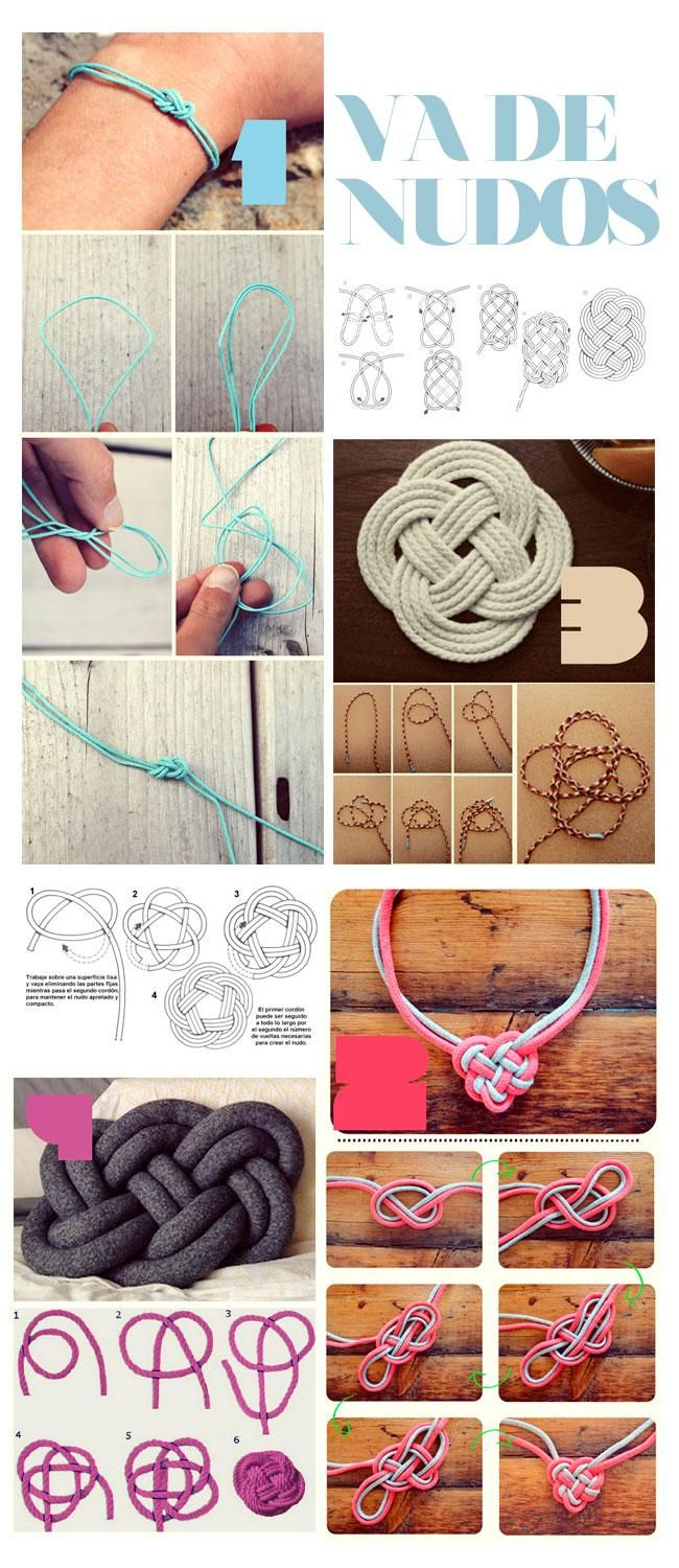 40 best images about nautical knot craft ideas on for Nautical craft ideas