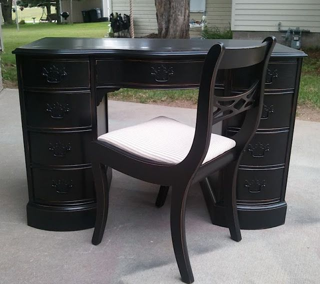 Black Antique Furniture best 20+ antique desk ideas on pinterest | vintage desks, rolltop