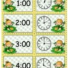 6x9 Envelope Center Full-Color Pages Skill: Telling Time to the Hour Pages: 5   Each Envelope Center includes a Game Label with clear easy to follo...