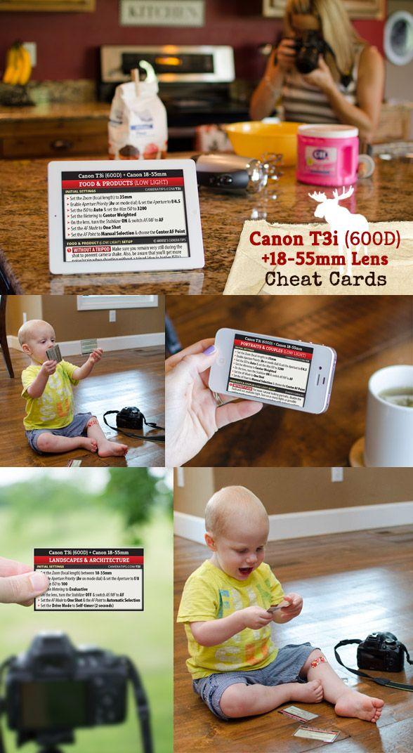 Best Canon Camera Settings Ideas On Pinterest Photography