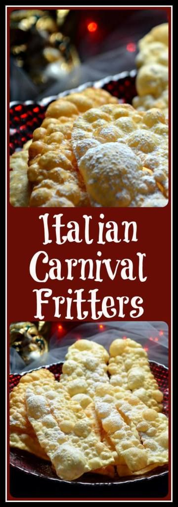It's carnival time! Time to celebrate! In keeping with my family's tradition, I love to make these Crispy Italian Carnival Fritters aka Chiacchiere.