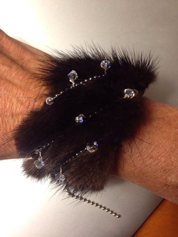 Born To Be Wild from the Fabulous Fur Collection ($50, Etsy)