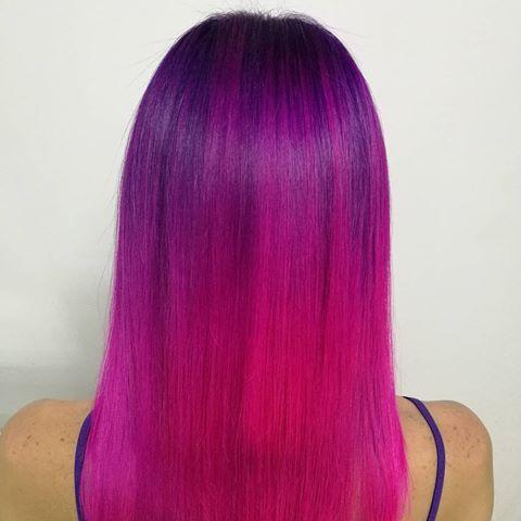 Changes today     #goldwell #Elumen #instahair #hairstyle #art #artistic #instaphoto #amazing #summer #summervibes #vibes #lovehair #beautiful #haircut #girl #color #wonderful #2017 #cluj #clujnapoca #bestintown #violet #violethair #hair #beautyandthebeast2017 #beautybeasts #silverhair  #hairstylestutorial #pinky #violethair #violet #violethair