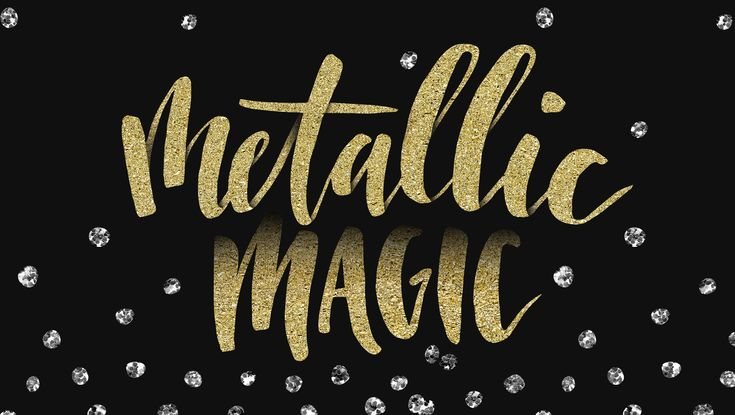 Metallic Magic: Create Digital Foil Textures From Scratch! Premium class Teela Cunningham, Bloggin' design on every-tuesday.com | Skillshare #class #photoshop #tutorial