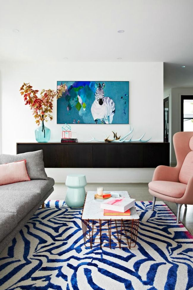 Rebecca Judd The Style School- Good Front Room- Image Armelle Habib