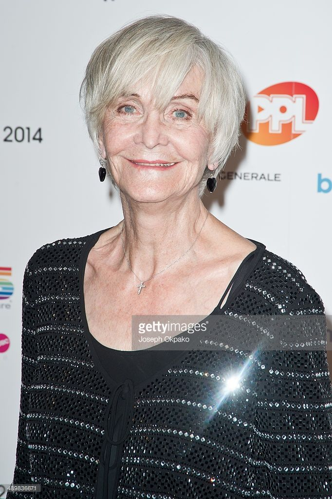 Sheila Hancock attends The Radio Academy Awards at The Grosvenor House Hotel on May 12, 2014 in London, England.