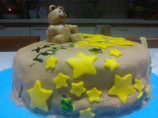 My 1st  cake