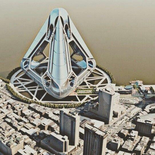 La Arquitectura Futurista Rechaza Todos Los Estilos
