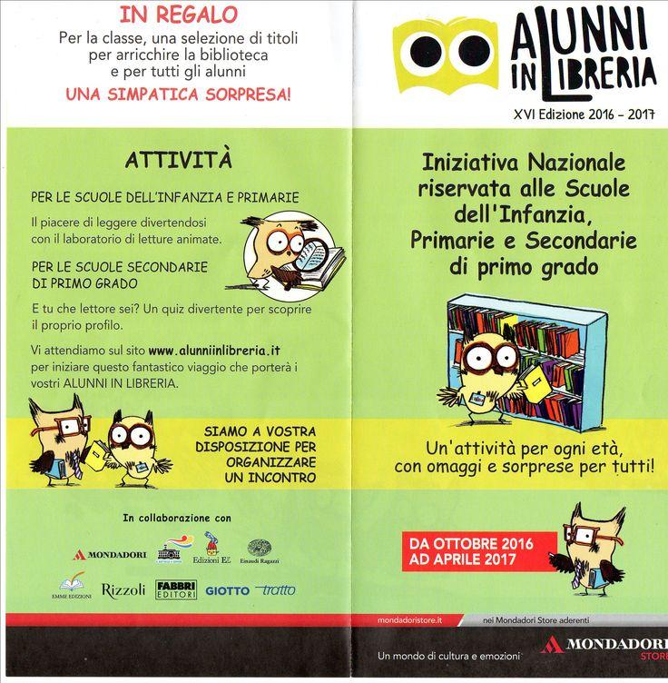 Alunni in libreria! http://libriscrittorilettori.altervista.org/alunni-in-libreria/ #alunni #insegnanti #mondadoristore #mamme  #letture #iniziativa