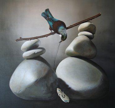 Artist is Jane Crisp - beautiful detail bird work...