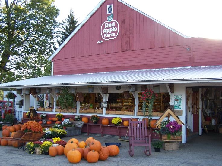 Red Apple Farm, Phillipston, MA