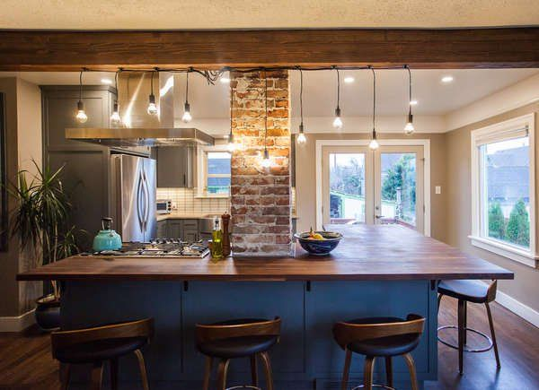 25 Illuminating Lighting Ideas For A Beautiful Kitchen Beautiful Kitchens Modern Kitchen Design Contemporary Kitchen Design