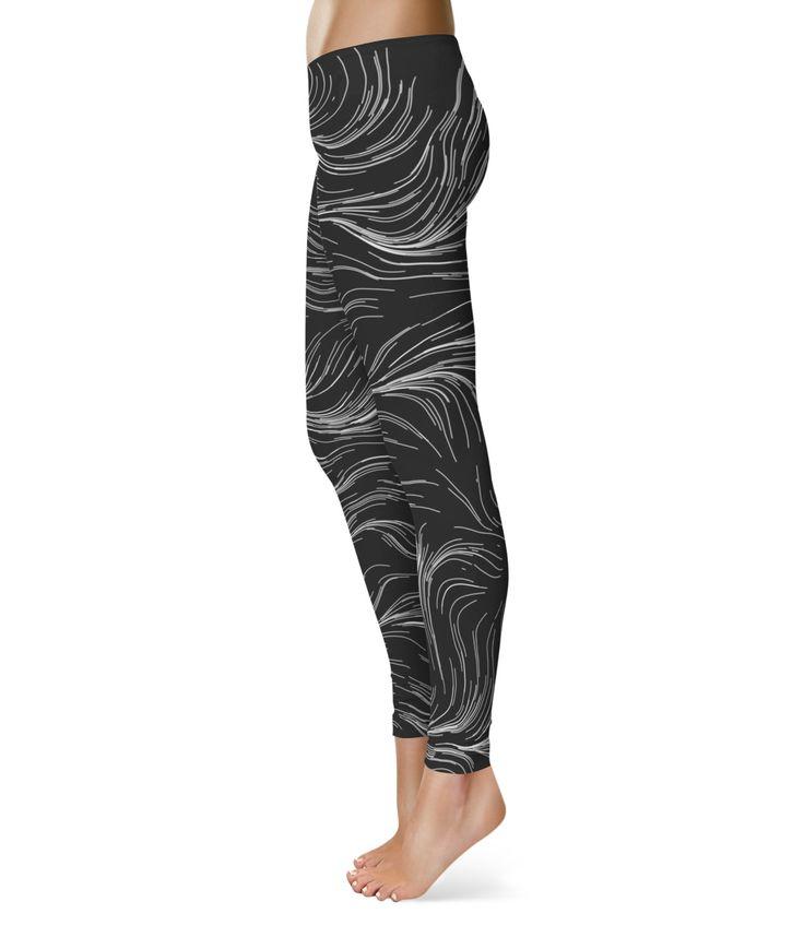 New to YKbrand on Etsy: Yoga Leggings - Yoga Pants - Hot Yoga Leggings Athletic Leggings triangle leggings [YK Opportunity] (47.00 USD)