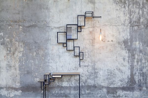 Flexit X Jointed by Serax   Furniture with steel constructions